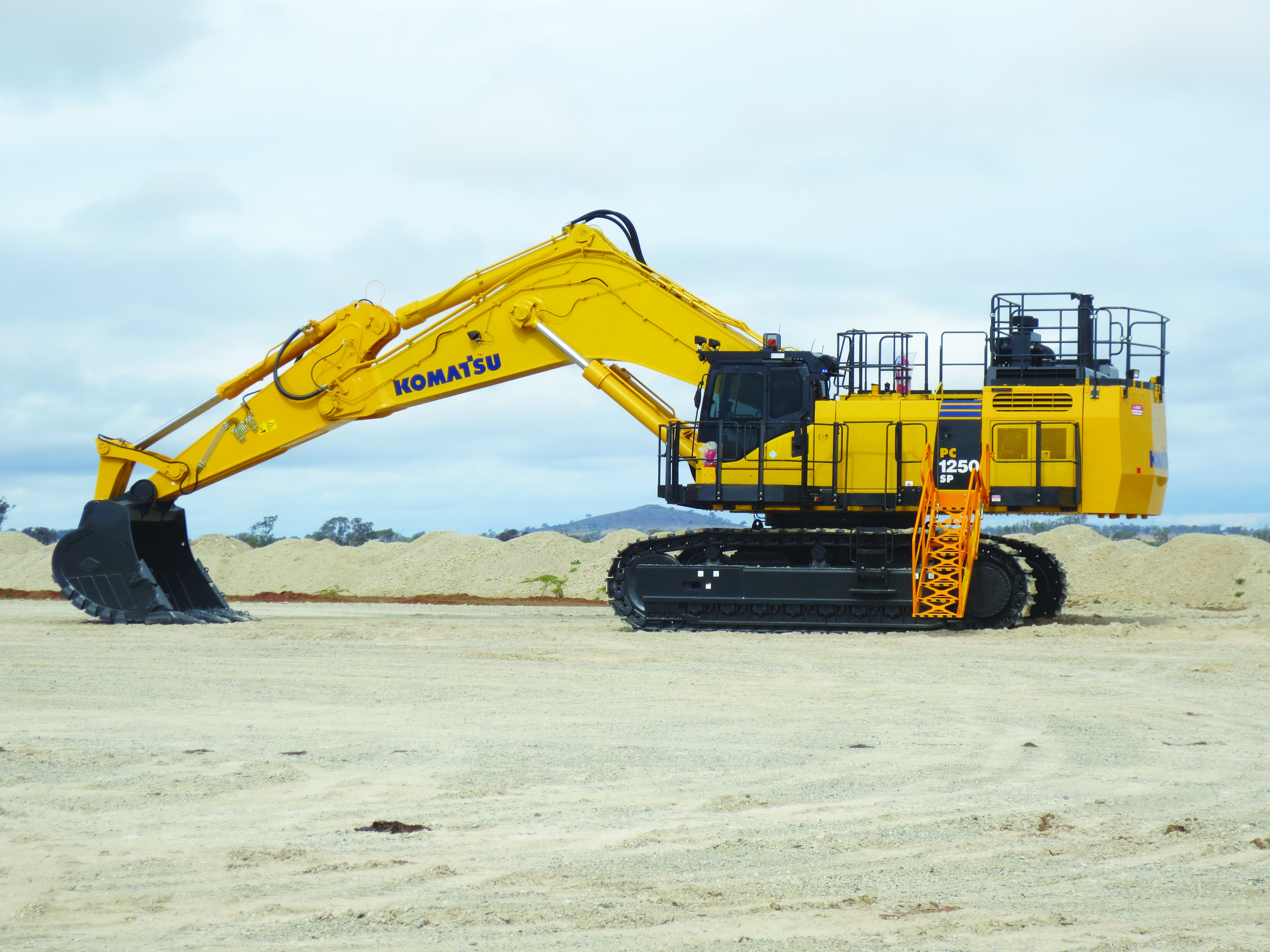 Pc1250sp 8r Komatsu New Zealand
